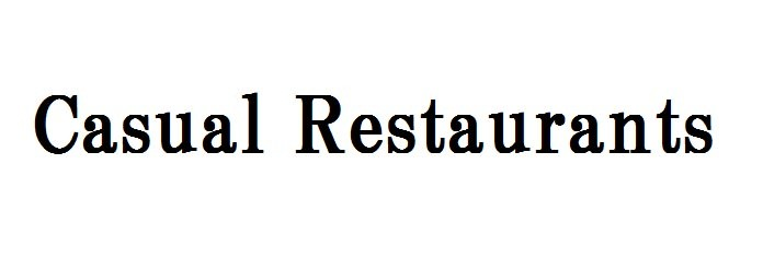 Casual Restaurants(カジュアルレストラン) - 東十条 - 東京都(居酒屋)-gooグルメ&料理