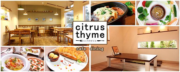 citrus thyme image