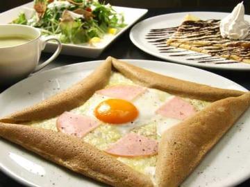 12.cafe ガレットとラクレットチーズのお店 image