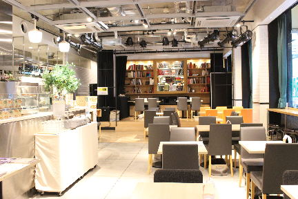 GINZA nudish Deli&Cafe