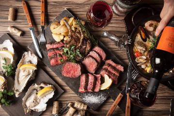 焼肉バル BAR Carne alla griglia(ヤキニクバルバルカルネアラグリーリア) - すすきの - 北海道(その他(お酒),バー・バル,スペイン・ポルトガル料理,イタリア料理,居酒屋)-gooグルメ&料理