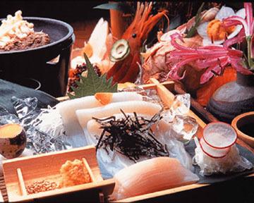 海鮮炉ばた 隠れ家 南6条店(カイセンロバタカクレヤ ミナミロクジョウテン) - すすきの - 北海道(炉ばた焼き,海鮮料理,居酒屋,すき焼き,かに・えび)-gooグルメ&料理