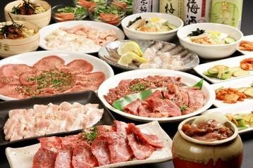 焼肉と料理シルクロード