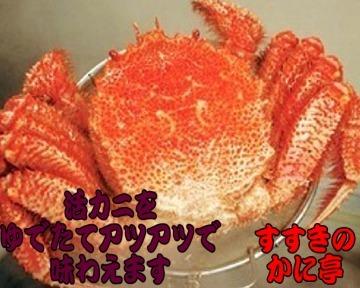 かに料理 かに亭(カニリョウリカニテイ) - すすきの - 北海道(郷土料理・家庭料理,海鮮料理,かに・えび)-gooグルメ&料理