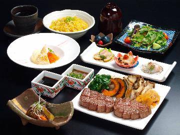 海鮮・肉鮮 ステーキ円山
