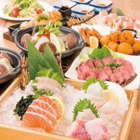 三代目網元 魚鮮水産 函館五稜郭本町店