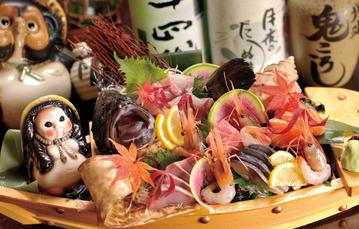 個室居酒屋 月夜のたぬき すすきの(コシツイザカヤ ツキヨノタヌキススキノ) - すすきの - 北海道(居酒屋)-gooグルメ&料理