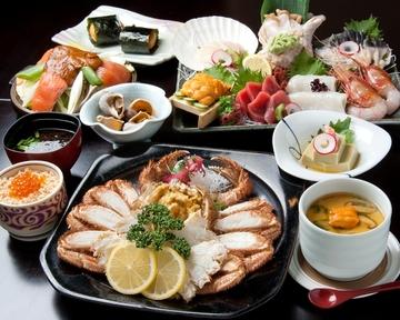 海鮮の味覚 ほっ貝亭(カイセンノミカクホッカイテイ) - すすきの - 北海道(かに・えび,郷土料理・家庭料理,居酒屋,海鮮料理)-gooグルメ&料理