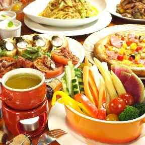 eight Ricefield cafe(エイトライスフィールドカフェ) - すすきの - 北海道(イタリア料理,デザート・スイーツ,バー・バル)-gooグルメ&料理