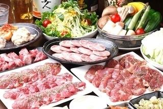 炭火deジンギスカン しまだや(スミビデジンギスカンシマダヤ) - すすきの - 北海道(焼肉,ジンギスカン)-gooグルメ&料理