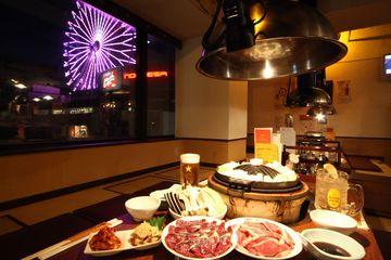 夜空のジンギスカン 本店(ヨゾラノジンギスカン ホンテン) - すすきの - 北海道(ジンギスカン)-gooグルメ&料理