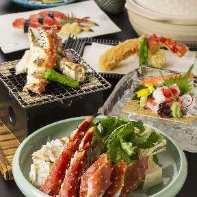 かにと道産料理 雪華亭(カニトドウサンリョウリセッカテイ) - すすきの - 北海道(郷土料理・家庭料理,かに・えび)-gooグルメ&料理