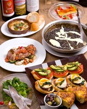 Spain Bar Labradora(スペインバルラブラドーラ) - すすきの - 北海道(バー・バル,スペイン・ポルトガル料理)-gooグルメ&料理
