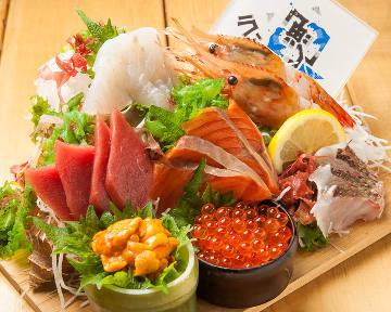 北海道海鮮個室居酒屋 うおっと ~魚人~(ホッカイドウカイセンコシツイザカヤ ウオット) - すすきの - 北海道(居酒屋)-gooグルメ&料理