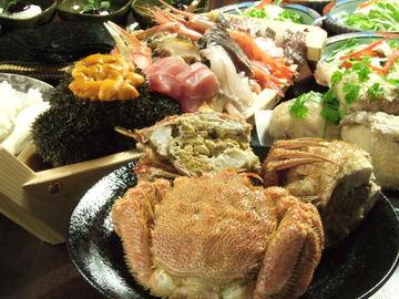 大漁舟盛り居酒屋 大海物語(タイリョウフナモリイザカヤオオウミモノガタリ) - すすきの - 北海道(和食全般,郷土料理・家庭料理,もつ料理,海鮮料理,かに・えび)-gooグルメ&料理