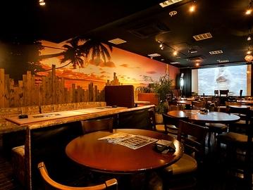 GLOBAL CAFE&DINING PANTERA NEGRA(グローバルカフェアンドダイニング パンテラネグラ) - すすきの - 北海道(その他(アジア・エスニック),バー・バル)-gooグルメ&料理