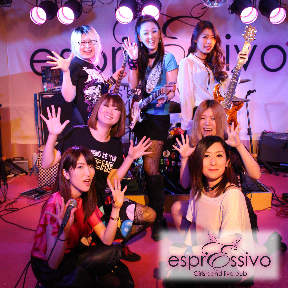 Girls' Band Live pub espressivo(ガールズバンドライブパブエスプレッシーボ) - すすきの - 北海道(その他(お酒),バー・バル)-gooグルメ&料理