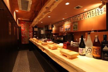 立喰い処 ちょこっと寿し(タチグイドコロチョコットズシ) - すすきの - 北海道(寿司)-gooグルメ&料理