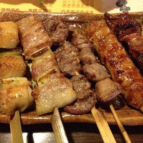炭火串焼 コロンビア(スミビクシヤキコロンビア) - すすきの - 北海道(鶏料理・焼き鳥,居酒屋)-gooグルメ&料理