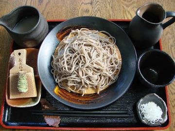 手打蕎麦処 蕎麦切 左膳(テウチソバドコロソバキリサゼン) - 旭川/上川 - 北海道(そば・うどん)-gooグルメ&料理