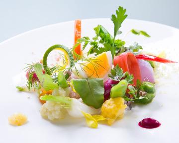 レストランアスペルジュ(レストランアスペルジュ) - 旭川/上川 - 北海道(自然食・薬膳,フランス料理)-gooグルメ&料理