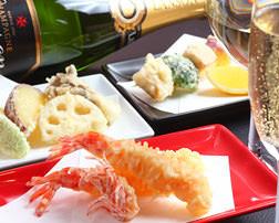 BAR&天pura ダイアの55(バーアンドテンプラダイアノゴーゴー) - すすきの - 北海道(居酒屋,バー・バル,天ぷら・揚げ物)-gooグルメ&料理