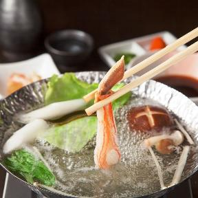蟹問屋直営 蟹料理 CRACLU(カニドンヤチョクエイカニリョウリクラクラ) - すすきの - 北海道(居酒屋,しゃぶしゃぶ,鍋料理,かに・えび)-gooグルメ&料理