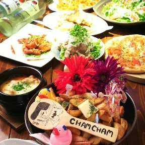 CHAM CHAM(チャムチャム) - 旭川/上川 - 北海道(バー・バル)-gooグルメ&料理