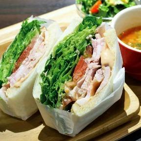Cafe Ricca(カフェリッカ) - 白石 - 北海道(喫茶店・軽食,カフェ)-gooグルメ&料理