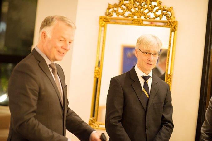 ノルウェー大使公邸 晩餐会でのおもてなしの一夜 前編