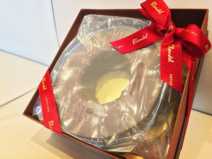 スイス老舗ショコラトリーが贈る【バウムクーヘン】