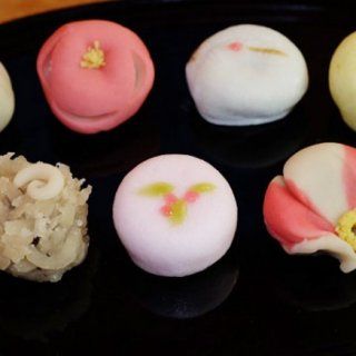 まるで日本人を象徴したかのよう!おしゃれで品格のある和菓子5選