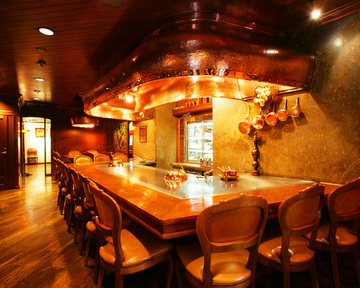 ステーキ&ワイン オクソン(ステーキアンドワインオクソン) - 心斎橋/堀江 - 大阪府(鉄板焼き,ハンバーグ・ステーキ)-gooグルメ&料理