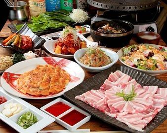 韓国料理 まだん 三宮店(カンコクリョウリマダン サンノミヤテン) - 三宮/ポートアイランド - 兵庫県(居酒屋,バイキング(洋食),焼肉,韓国料理,鍋料理)-gooグルメ&料理