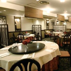 千里阪急ホテル 中国料理 三楽