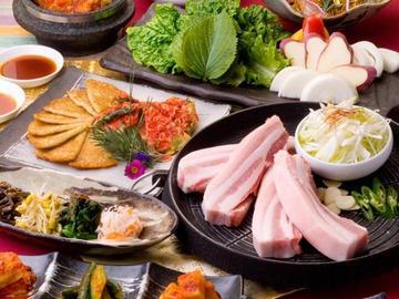 韓国料理 まだん 鶴橋本店