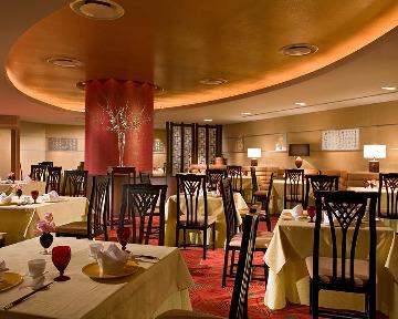 スイスホテル南海大阪 中国料理 エンプレスルーム