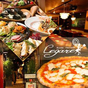 Pizza Terrace Legare image