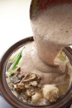 自然薯・鍋料理・釜飯 黒十