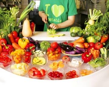 菜園レストラン 近江野菜の台所