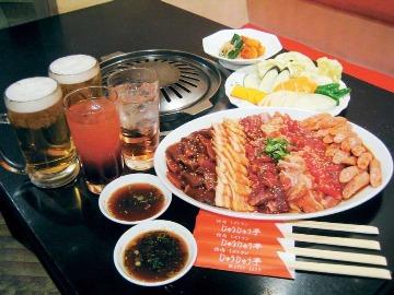焼肉レストラン じゅうじゅう亭