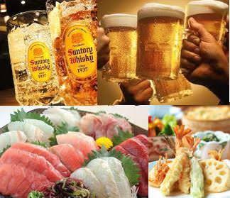 魚と天ぷら うおふく 弁天町ORC店