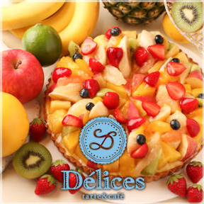 Delices tarte&cafe 天王寺Mio店 image