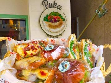 Puka Organics こだわりのサンドイッチと季節のデリ