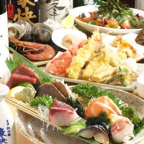 魚と天ぷら うおふく 上新庄店