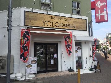 YOLO peeps image