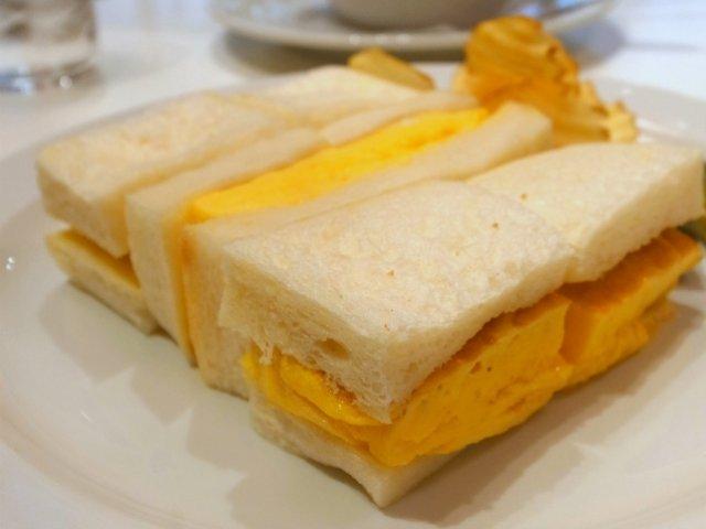 絶対食べたい!銀座の美味しい玉子サンド5選 - メシコレ