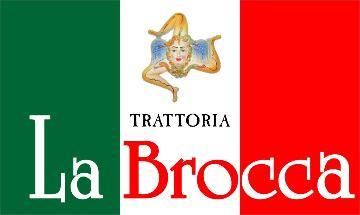 Trattoria La Brocca (ラ ブロッカ)