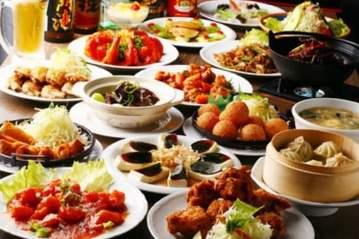 食べ飲み放題 台湾料理 星龍