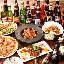 世界の肉料理と海外ビールプッシュアップ